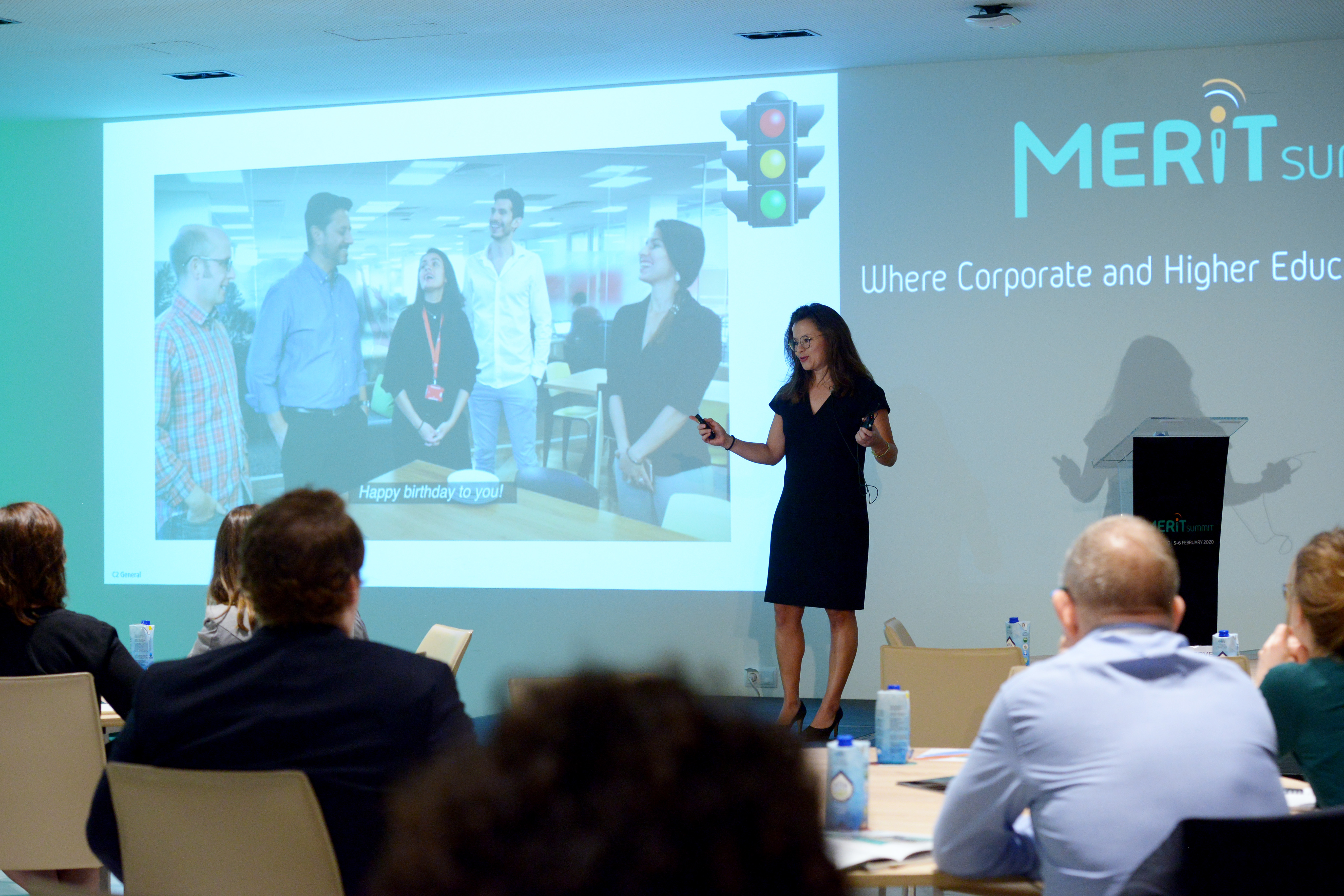 Felizitas Lichtenberg, Global D&I Lead, Vodafone, presents a case study on creating a culture of inclusion.